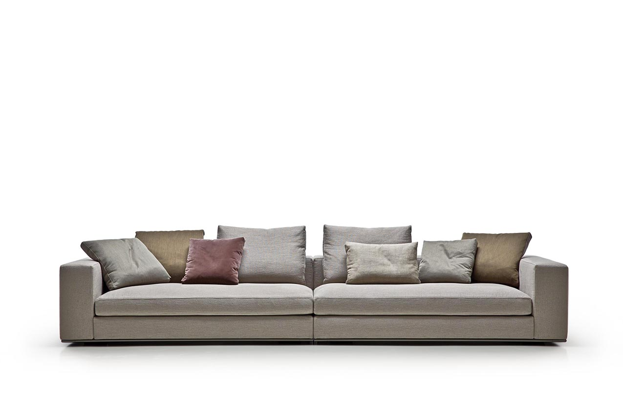 Modern sofa art design group Designer loveseats