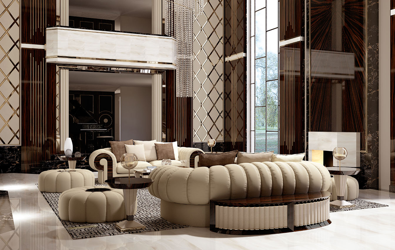 Luxury furniture art design group for Luxury furniture