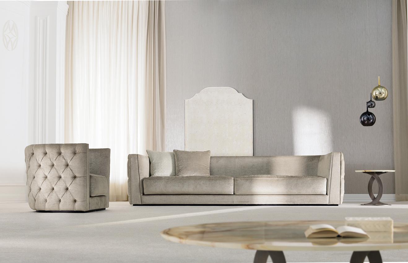 Contemporary design sofa art design group for Designer decor