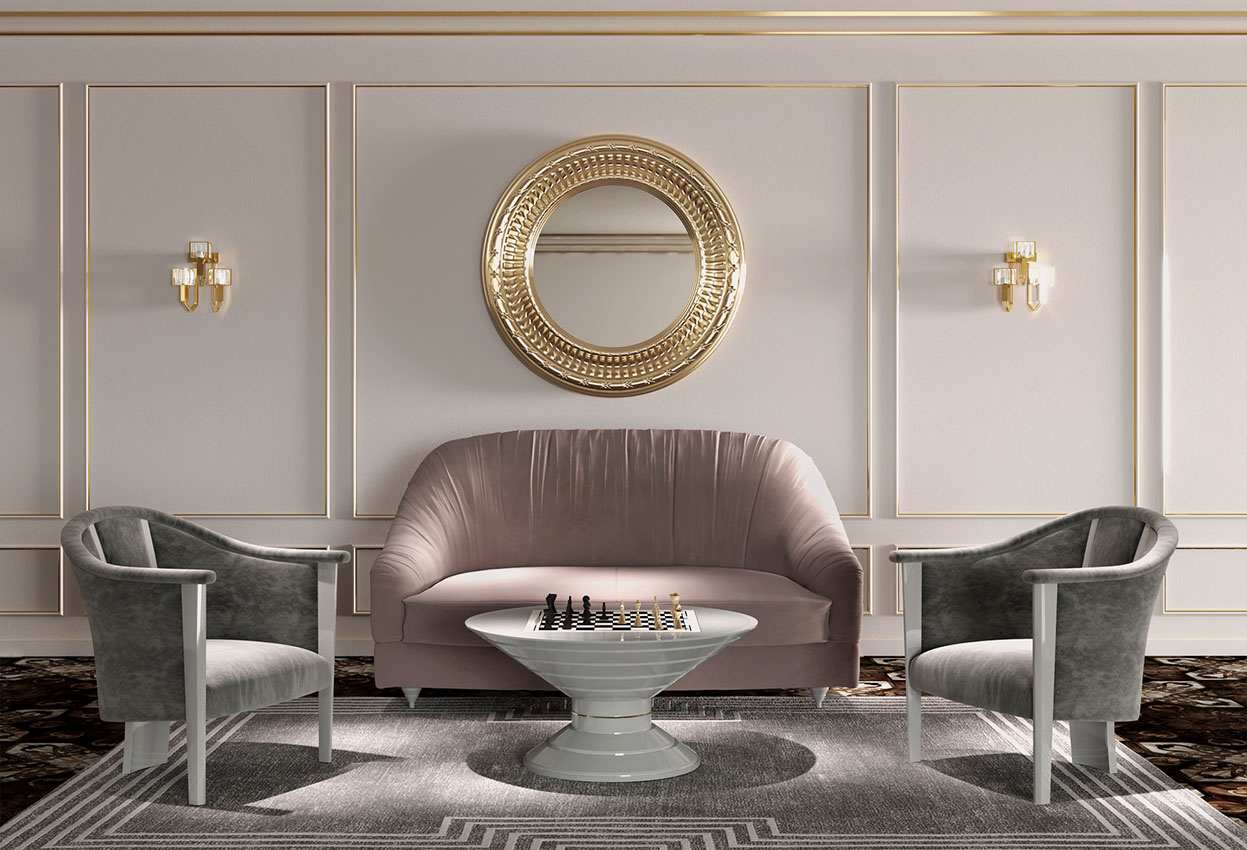 Luxury italian furniture art design group for Art design furniture