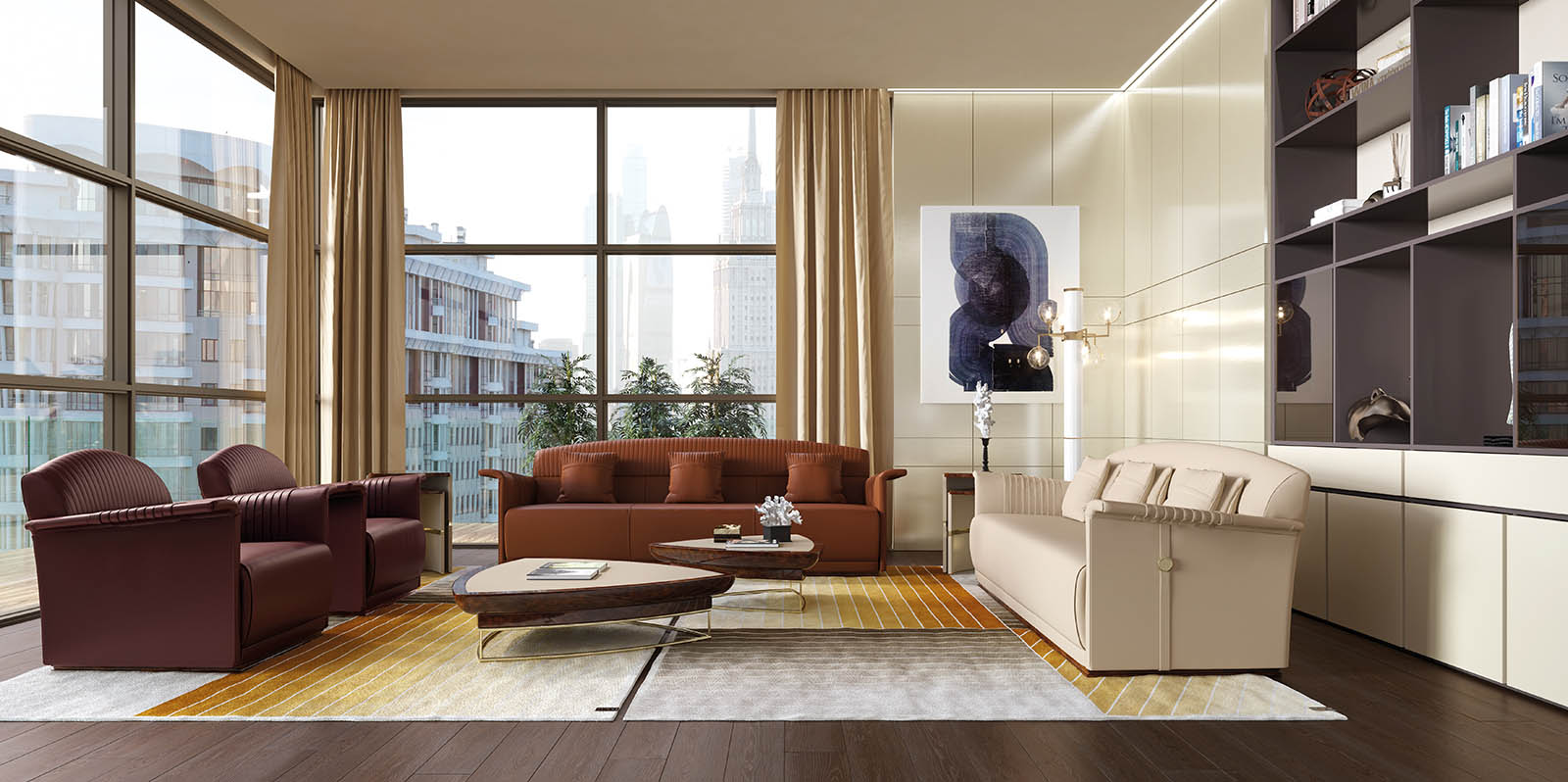 Saloni milano shanghai 2017 art design group for Art design milano